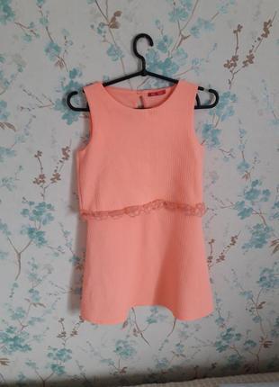 Платье для девочки 12-13лет
