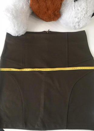 Шикарная короткая юбка miss miss