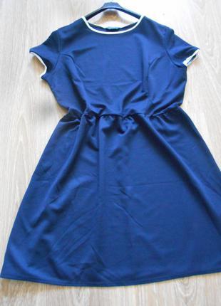 #трикотажное платье #dorothy perkins#большой размер 22 #
