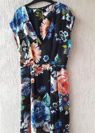 Красивое платье сарафан h&m