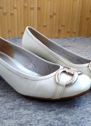Туфли gabor, кожа. 37р