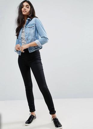 Новые джеггинсы primark denim р. м 10 (38). сток, брюки, джинсы