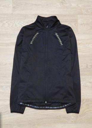 Спортивная непродуваемая куртка softshell crivit sports р. l. идеальное состояние