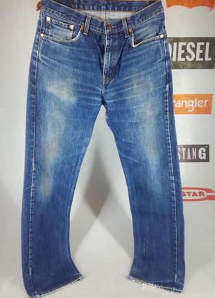 Мужские джинсы levis 751 w34l34
