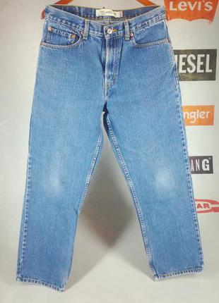 Мужские джинсы levis 550 w32l30