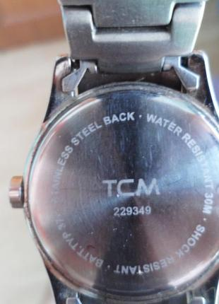 8ff34aad Часы с нержавеющей стали тсм Tcm Tchibo, цена - 250 грн, #1504904 ...