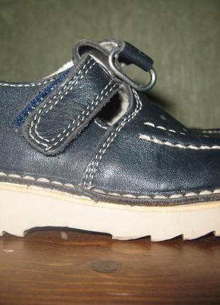 Туфлі літні 14 см стелька