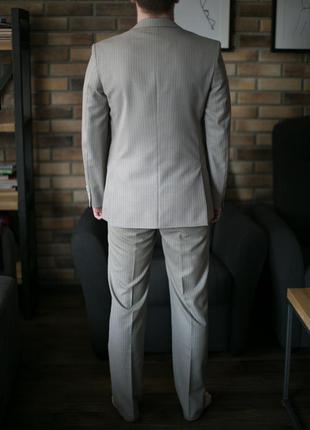 Мужской костюм михаил воронин ( пиджак + брюки)