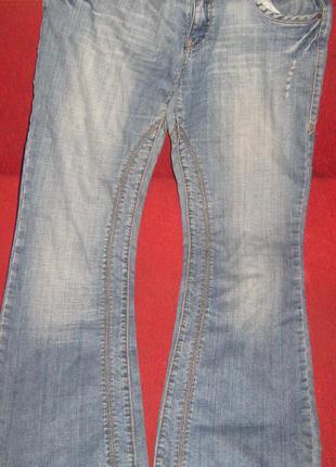Супер стильные голубые джинсы angel style по супер цене