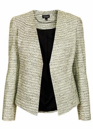 Пиджак с карманами