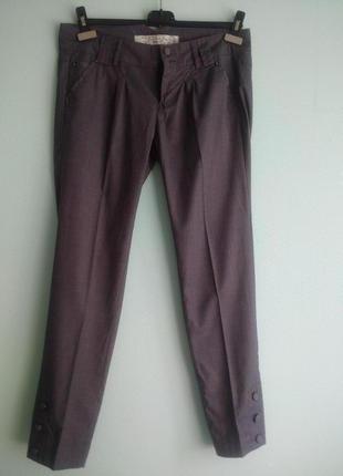 Легкие повседневные брюки stradivarius , p.38