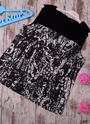 Комбинированная блуза vila clothes