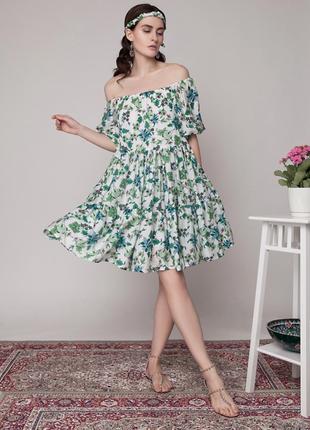 Великолепное дизайнерское платье anna yakovenko!