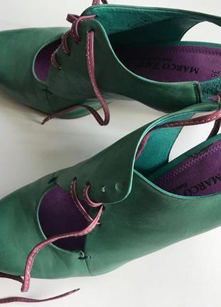 Весенние туфли marco tozzi