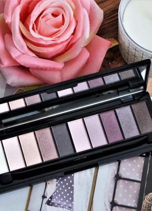 Палетка теней с разным типом покрытия smart eyeshadow palette! kiko milano! италия!