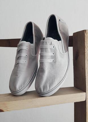 Кеды кроссовки слипоны туфли унисекс diesel