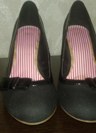 Туфли marks spencer
