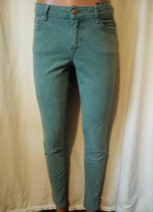 Крутые джинсы слим