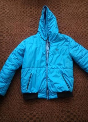 Куртка поздняя осень-зима