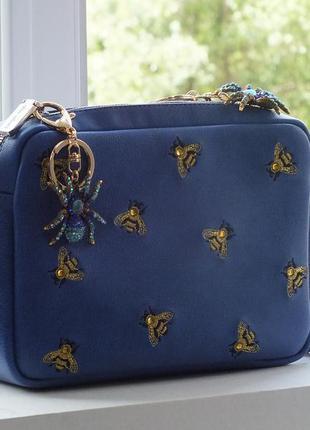 80b8df9f6bee Безумно красивый летний клатч с вышивкой Alba Soboni, цена - 1070 ...