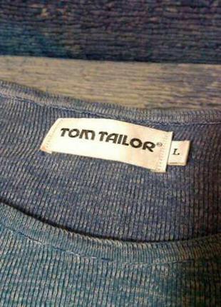 Мужской свитер большого размера tom tailor