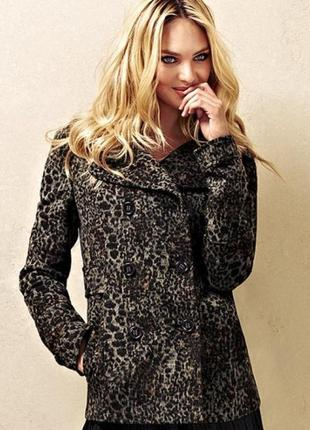 Шерстяное пальто Victoria's Secret