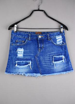 Брендовая юбка от gina tricot