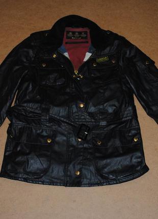 Barbour international женская куртка англия