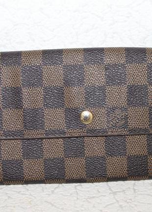 Кошелек louis vuitton made in france
