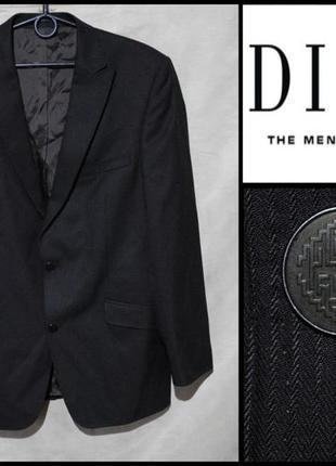 Брендовий піджак чоловічий digel m італія пиджак мужской
