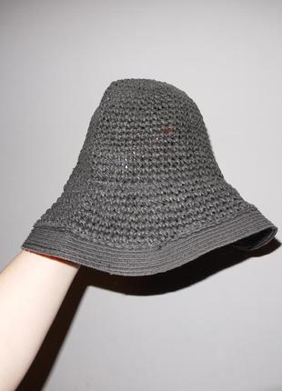 Maddison панама ( шляпа с мягкими полями ) из натуральной соломы
