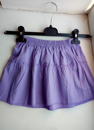Юбка на девочку 98-104 см германия фирма lupilu