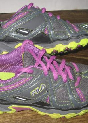 d252caa49a51 Fila кроссовки 32 р по ст 21 см кожа Fila, цена - 400 грн,  12300247 ...