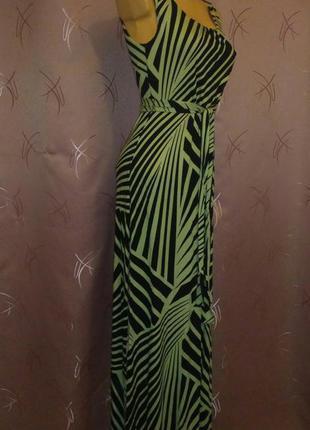 Летнее трикотажное платье monsoon