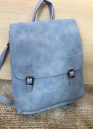 Городской рюкзак zara. 10 цветов