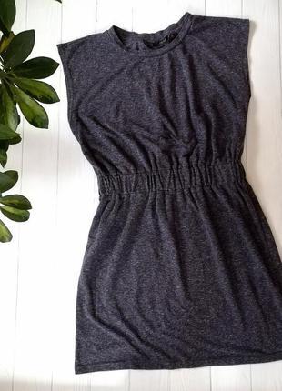 Стильное короткое платье topshop petite