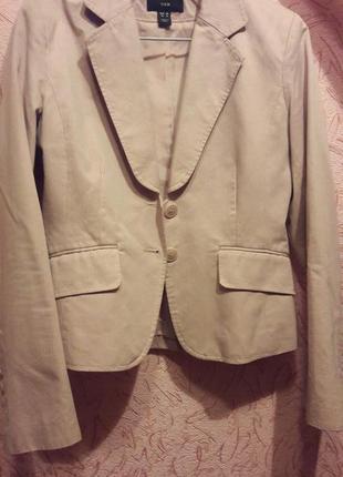 Пиджак фирмы h&m