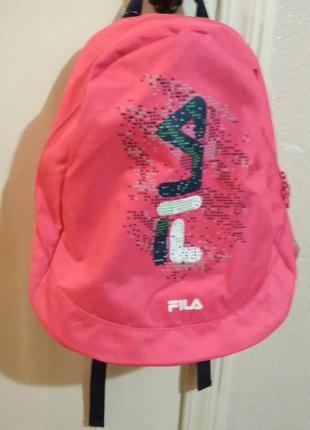 Рюкзак новый fila