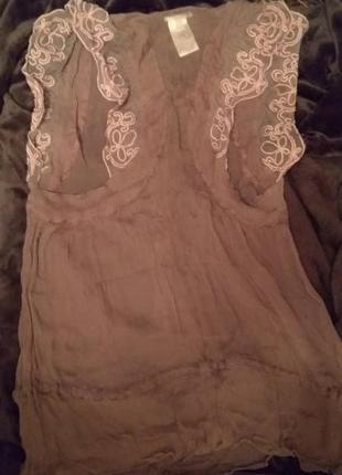 Блуза patrizia pepe (оригинал)