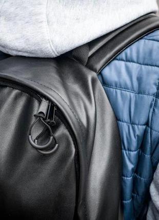 Рюкзак кожаный городской trigger3 фото