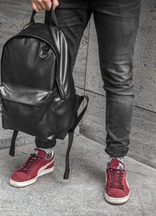 Рюкзак кожаный городской trigger5 фото