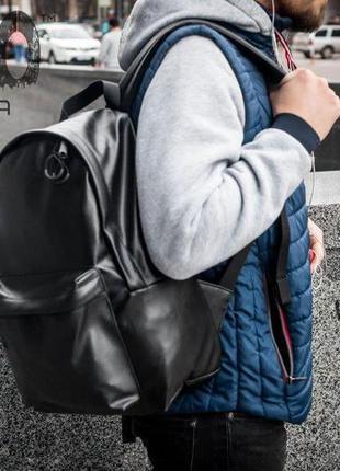 Рюкзак кожаный городской trigger2 фото