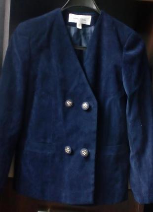 Двійка піджак і жилетка шкільні