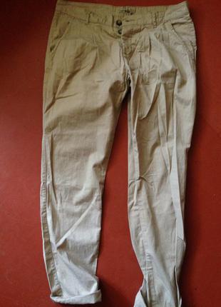 Классические штаны terranova