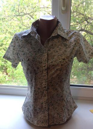 Нежнейшая рубашка на лето terranova