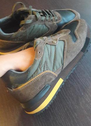 Стильные кроссовки wrangler