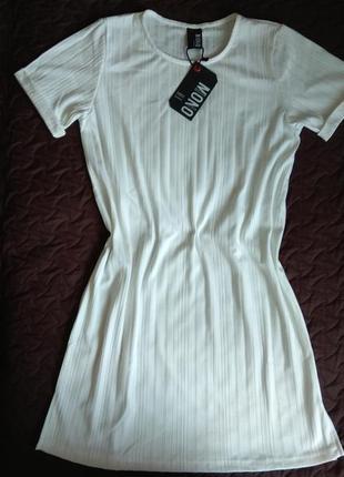 Подростковое платье mono