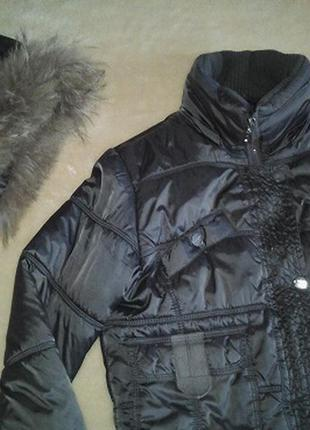 Куртка теплая р.s