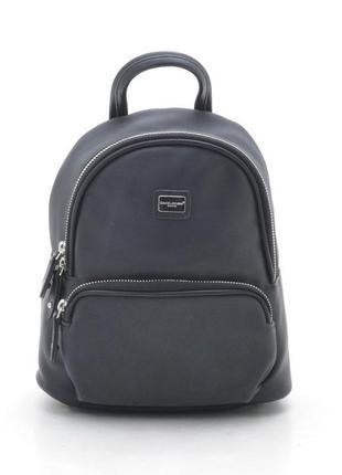 Рюкзак d. jones cm3735 black (5 цвета)