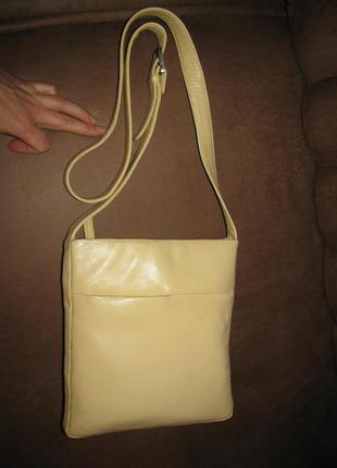 5d5c2c5af71a Летняя кожаная сумка taurus Anna Taуlor, цена - 360 грн, #12800477 ...